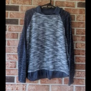 Tommy Hilfiger Athluxe Space Dye Layer Sweater XL